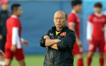 Chưa rõ ông Park sẽ dẫn dắt đội tuyển nào