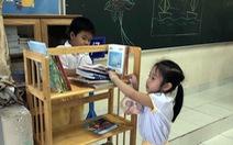 Hạnh phúc nhỏ bé từ sách