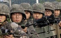 Trai Hàn mong chấm dứt chiến tranh Triều Tiên để khỏi đi nghĩa vụ