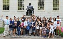 Du học hè tại đại học Harvard