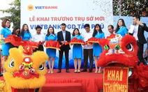 Vietbank Tân Phú khai trương trụ sở mới
