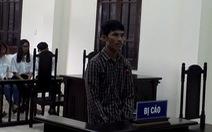 Lãnh 30 tháng tù vì 5 lần 'yêu' bé gái 14 tuổi