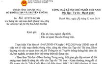 Mạo danh phóng viên tạp chí Thi đua Khen thưởng để lừa đảo