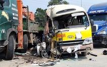 Tai nạn liên hoàn, ít nhất 5 người nhập viện