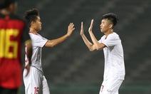 U-22 Việt Nam - U-22 Thái Lan (hiệp 1): 0-0