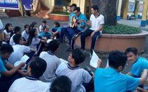 Học sinh sáng tác nhạc kêu gọi bảo vệ môi trường