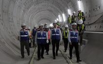 Chủ tịch UBND TP.HCM: 'Metro số 1 sẽ vận hành đúng tiến độ'