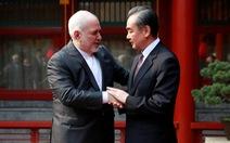 Bắc Kinh tiếp Iran ngày trước, rước Saudi Arabia ngày sau