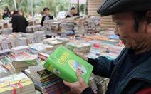 Lễ hội sách cũ Thăng Long gợi nhiều ký ức xưa cũ