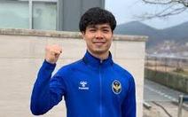Video bàn thắng đầu tiên của Công Phượng cho Incheon