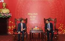 PV GAS cam kết cùng phát triển với tỉnh Thái Bình