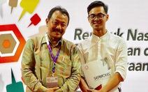 Sinh viên Duy Tân giành giải ba 'Quảng bá Du lịch' tại ASEAN Creative Camp