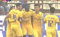 Video bàn thắng không thể cản phá của ngoại binh Sông Lam Nghệ An