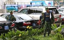 Quân đội kiểm tra an toàn khu vực hội nghị thượng đỉnh Mỹ - Triều
