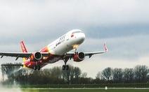 Vietjet dự định tăng 44% đường bay quốc tế
