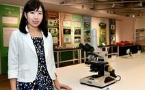 Công ty khám phá bộ gen người của cô gái 'tay ngang'