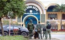 Chó nghiệp vụ, kiểm soát quân sự phong tỏa ga Đồng Đăng