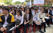 Trường đầu tiên xét tuyển bằng điểm xét tốt nghiệp THPT