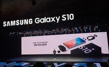 Chính thức ra mắt Galaxy S10 tại Việt Nam