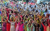 TP Hồ Chí Minh khuyến khích phụ nữ mặc áo dài trong tháng 3