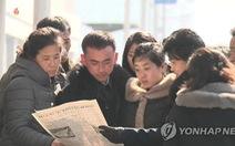 Dân Triều Tiên hào hứng 'như nồi nấu kim loại'