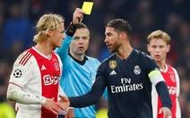 Bị buộc tội 'tẩy thẻ', Ramos đối mặt với án treo giò 2 trận