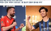 Công Phượng: 'Tôi muốn chơi bóng giống như Neymar ở K-League'