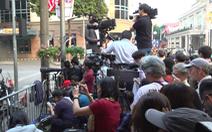 Video nóng khu vực tổ chức cuộc hội đàm đầu tiên giữa Mỹ và Triều Tiên