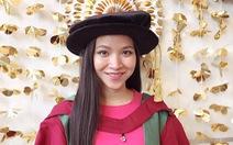 Nữ quản lý khoa người Việt trẻ nhất đại học ở Anh