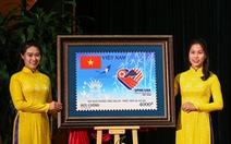 Chính thức phát hành bộ tem chào mừng Hội nghị thượng đỉnh Mỹ - Triều