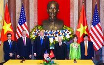 Tổng thống Trump mời Chủ tịch nước Nguyễn Phú Trọng thăm Mỹ