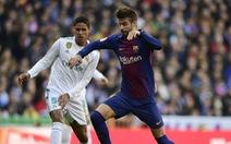 'Siêu kinh điển' Real Madrid và Barca mở màn cuộc đua ăn 3