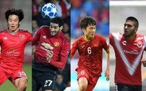 Xuân Trường sánh vai Fellaini trong Top 10 ngôi sao AFC Champions League
