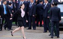 'Bí ẩn' cô em gái của ông Kim Jong Un