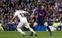 Đè bẹp Real Madrid, Barcelona vào chung kết cúp nhà vua
