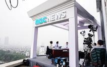 Vào trường quay di động truyền hình Hàn để biết họ chuyên nghiệp cỡ nào