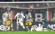 Ronaldo lập cú đúp, Juventus vẫn bị Parma cầm chân