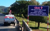 Đà Lạt cấm xe trên 16 chỗ vào đèo Prenn dịp Tết