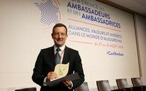 Đại sứ Pháp, tổng lãnh sự New Zealand chúc Tết độc giả Tuổi Trẻ