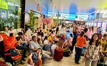 Tháng 5, Vietjet bay chậm 2.090 chuyến, Vietnam Airlines chậm 1.067 chuyến