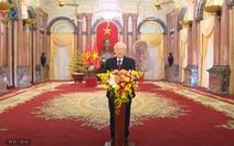 Video chúc Tết của Tổng bí thư, Chủ tịch nước Nguyễn Phú Trọng