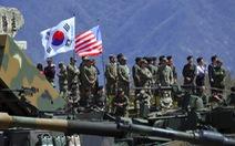 Hàn Quốc đồng ý chi 1 tỉ USD/năm 'giữ' quân Mỹ ở lại