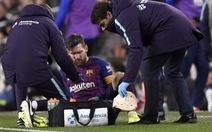 Messi chưa chắc đá trận gặp Real ở Cúp Nhà vua