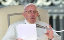 Giáo hoàng Francis: Có nạn linh mục tấn công tình dục nữ tu sĩ