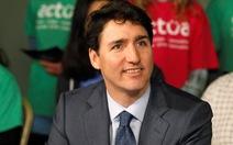 Thủ tướng Canada viết 'Chúc mừng năm mới' để chúc Tết Việt