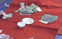 Triệt phá nhóm đánh xóc đĩa tiền tỉ chiều mùng 3 tết