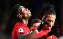 Bất bại trận thứ 9 liên tiếp, M.U tạm đẩy Chelsea khỏi top 4