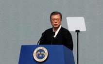 Tổng thống Hàn Quốc: Seoul sẵn sàng giúp Mỹ và Triều Tiên đàm phán 'bằng mọi cách'