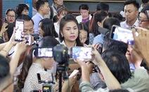 Ngừng phiên tòa để làm rõ 2.109 tỉ đồng đứng tên bà Lê Hoàng Diệp Thảo