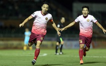 CLB Sài Gòn thắng ngược Khánh Hòa trong trận đấu chưa đến 1.000 khán giả